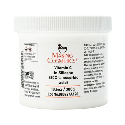 Vitamin C in Silicone (20% L-ascorbic acid)