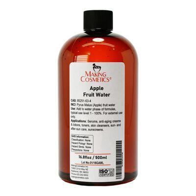 Apple Fruit Water