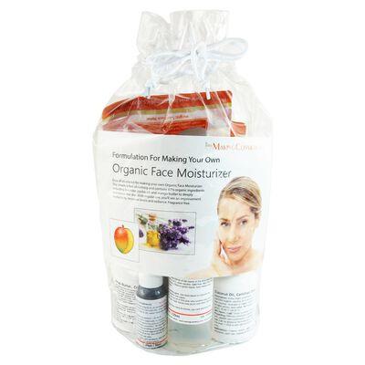 Organic Face Moisturizer Kit