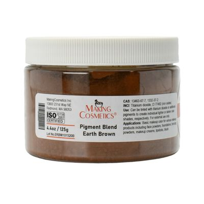 Pigment Blend Earth Brown