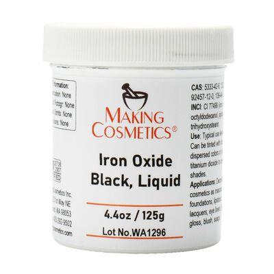 Iron Oxide Black, Liquid