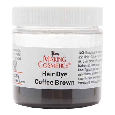Hair Dye Coffee Brown