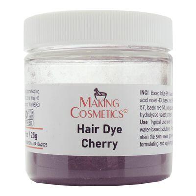 Hair Dye Cherry