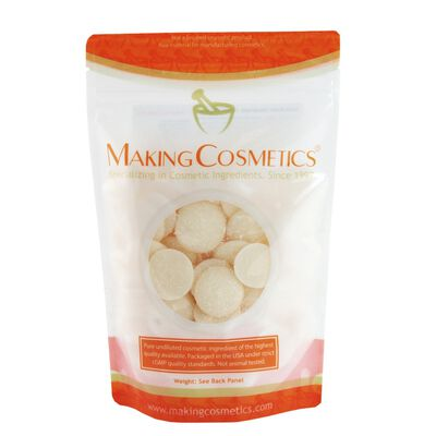 Cocoa Butter Wafers Deodorized, USDA Certified Organic