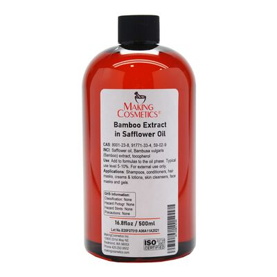 Bamboo Extract in Safflower Oil