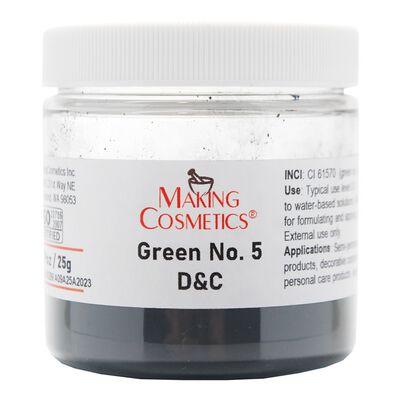 Green No. 5 D&C