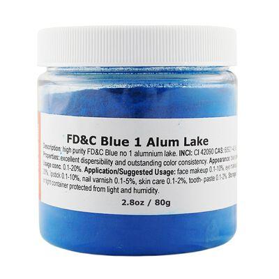 Blue No. 1 FD&C Lake